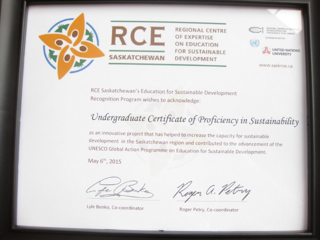 2015 RCE Saskatchewan ESD Recognition Event | RCE NETWORK