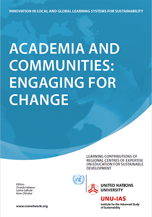 New UNU-IAS Publication on Knowledge Institutions and Communities